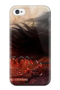 Bareetttt Scratch-free Phone Case For Iphone 4/4s- Retail Packaging - Cetron Wars