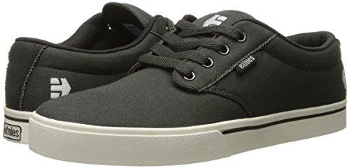 Herren Skateschuh Etnies Jameson 2 Eco Skateschuhe dark grey/white