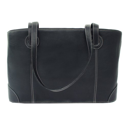 piel-leather-shopping-tote-black-one-size