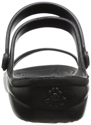 Dawgs Kvinners Damer 3-stropp Sandal Sort