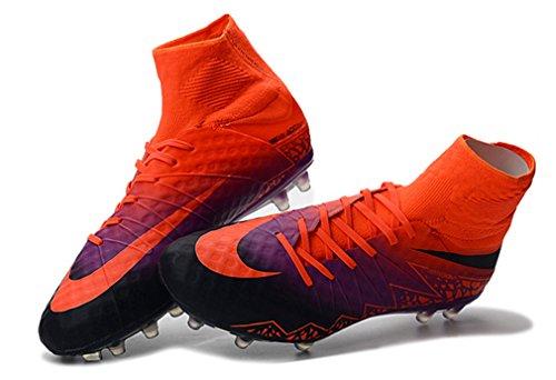 &Nike&-Fashion Hypervenom Phantom II FG Soccer Cleats (Kids Soccer Socks Nike)