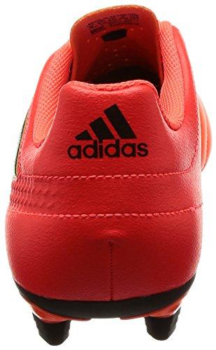 solar Black 74 Scarpe solar Orange Allenamento Fxg Red Adidas Calcio Uomo Ace Per Multicolore core OqpBCAf