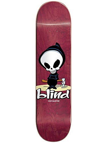 Blind McEntire OG Reaper Deck 8.0 x 31.7