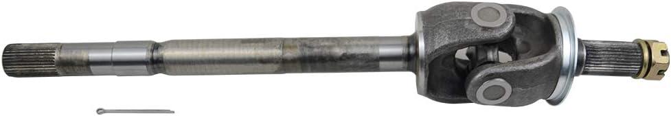 GELUOXI Axle Shaft Front Left for Do dge Ram 1500 2500 3500 3.7L 4.7L 5.7L 5.9L 6.7L V6 V8 40020734