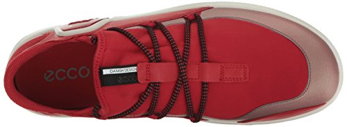 Intrinsic 51789tomato 3 Rosso Tomato ECCO Donna Sneaker RqH00dF