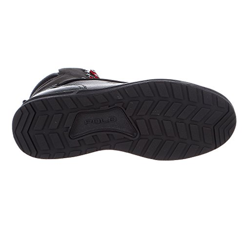 Polo Ralph Lauren Alpine 100 Sneaker - Homme Noir