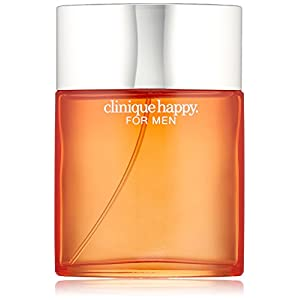 Clinique Happy For Men. Cologne Spray 3.4 Ounces