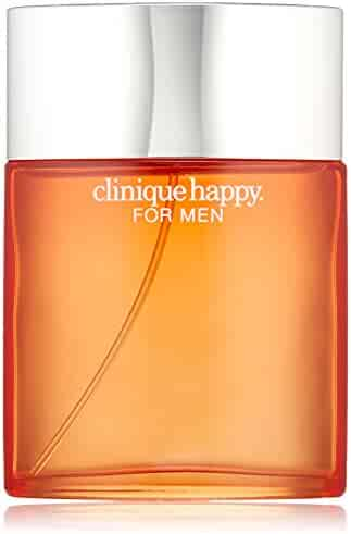 Clinique Happy For Men. Cologne Spray 3.4 Ounces
