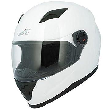 Astone Helmets gt2 m-whl casco Moto Integral GT Gloss, negro, talla L
