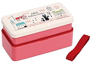 studio ghibli kiki 39 s delivery service japanese style 2 tier bento lunch box by kiki. Black Bedroom Furniture Sets. Home Design Ideas