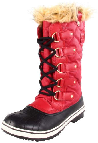 Sorel Tofino Cvs Womens Chilli Peper/Black