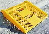 600lb-WLL Plastic Curb Ramp