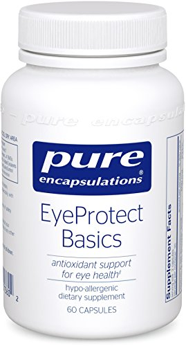 Pure Encapsulations EyeProtect Antioxidant Capsules