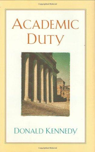 Academic Duty -