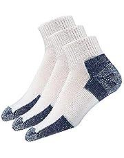 ThorlosMensRunning Thick Padded Ankle - Low Cut Socks JMX