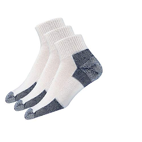 Thorlos Unisex JMX Running Thick Padded Ankle Sock