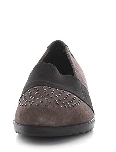 SOFT Women's ballet 00 ENVAL 89352 wedge Brown shoes qZS8n4nWd