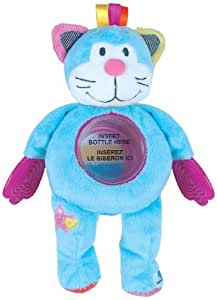 Petite Creations Baby Bottle Buddy, Cat (Discontinued by Manufacturer)