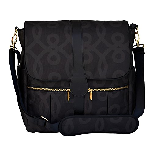 JJ Cole Backpack Diaper Black