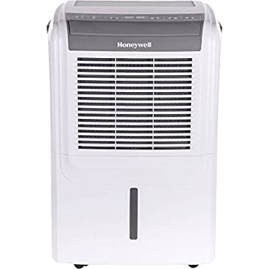 Honeywell DH45W 45-Pint Dehumidifier, Energy Star Certified