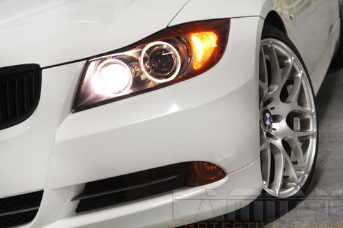 Lamin-x MC001T Headlight Cover