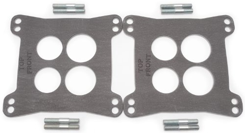 Edelbrock 9267 Square-Bore Heat Insulator Gasket