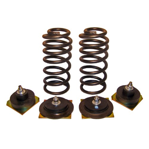 Suncore 39F-30-R Air Suspension Conversion Kit Incl. Rear Coil Springs Spring Mounts And Instructions Air Suspension Conversion ()