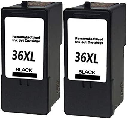 Compatible LEXMARK 36 37 36 XL 37 XL Cartuchos de Tinta para ...