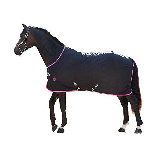 Pony Stable Sheet - AMIGO Stable Sheet Pony 57 Black/Purple