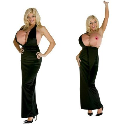 Cordell recommend best of oversized breasts nude