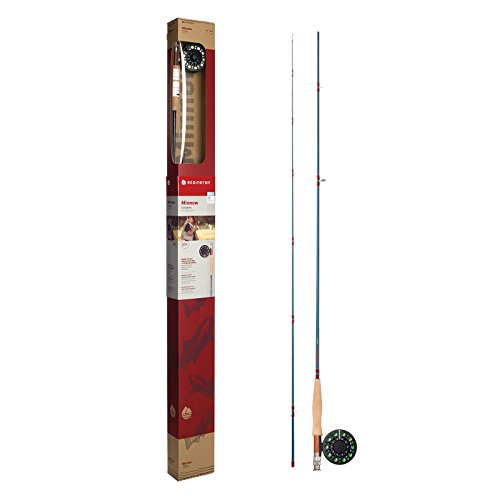 Redington Minnow Youth Outfit 5WT Fishing Rod 8 Inch
