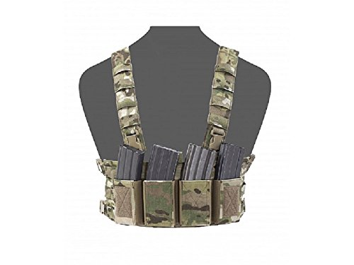 Warrior Assault Systems Low Profile Chest Rig Colour Multicam (Warrior Assault Systems Low Profile Chest Rig)