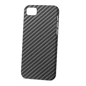 Case Fun Apple iPhone 5C Case - Vogue Version - 3D Full Wrap - Carbon Fibre Pattern