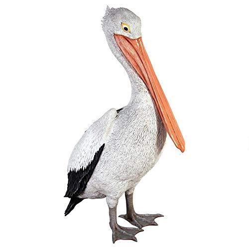 Design Toscano The Giant White Pelican Statue (Statues Seaside)