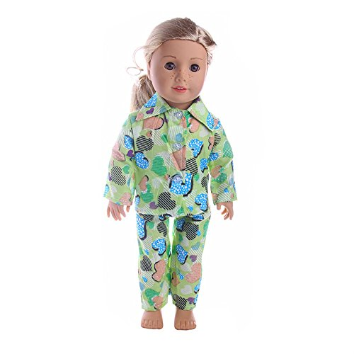 Wensltd Clearance! Cute Design Pajamas Clothes Set