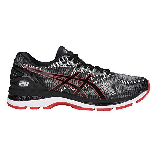 De Flash Aw18 Chaussures nimbus Asics Gel Noir Course Rouge 20 gCdqPw