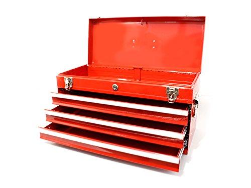 3段式 ツールボックス ツールチェスト 工具箱 工具ボックス 工具ケース 工具チェスト 33003 B07BWC5MSJ