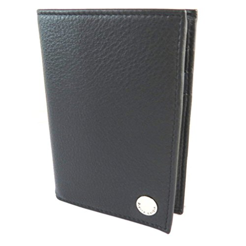European wallet leather 'Pierre Cardin'black - 13x9.5x2 cm...