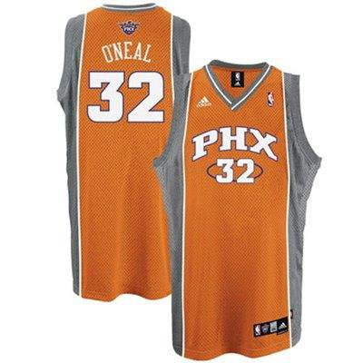 Shaquille O'Neal Phoenix Suns 2nd Road Authentic NBA Jersey Size 52 = XL by adidas