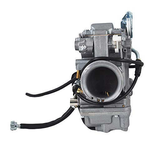labwork-parts Carburetor 45mm Carb for Harley EVO Twin Cam Evo TM45-2K for HSR45