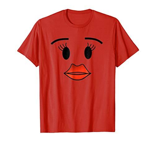 Halloween Emoji Group Couple Costume Shirt Kiss Leaps for $<!--$17.99-->