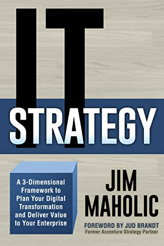 IT Strategy by Jim Maholic ebook deal