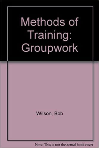 Download Methods of Training: Groupwork PDF, azw (Kindle), ePub