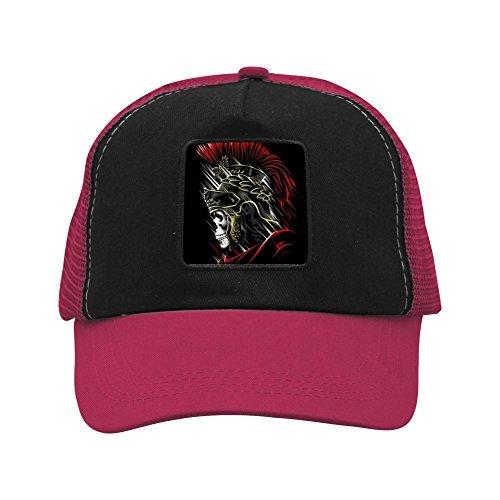 Baseball Cap Hat Women Mesh Unisex Adjustable Centurion Skull Sun Caps