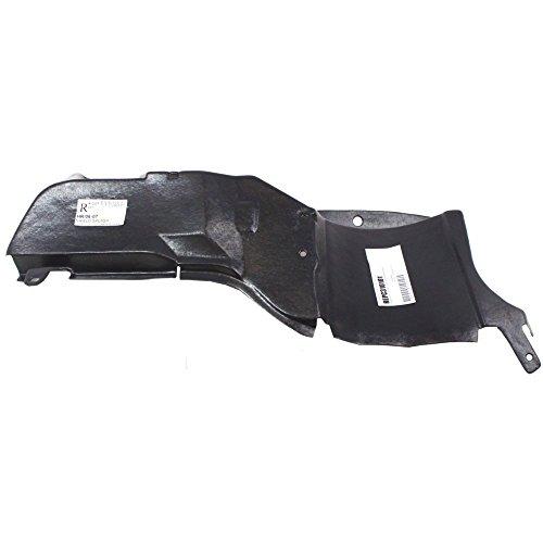 - Engine Splash Shield Plastic Engine Under Cover Passenger Side Right RH compatible with Chevrolet HHR