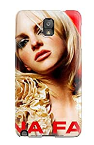 Hot Tpu Cover Case For Galaxy/ Note 3 Case Cover Skin - Anna Farisand Screensavers