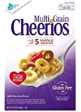 Cheerios Multi Grain Cheerios - 12 oz (Pack of 4)
