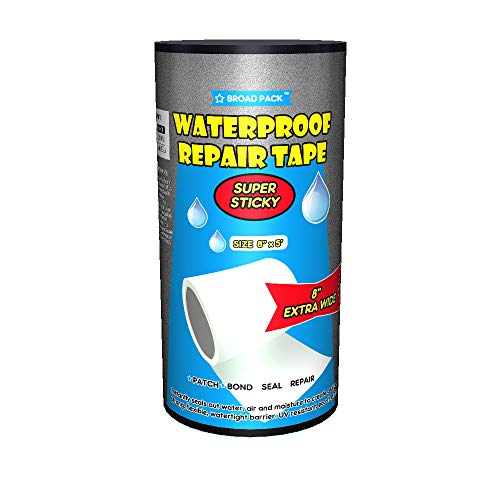 BROADPACK Rubberized Waterproof Repair Tape