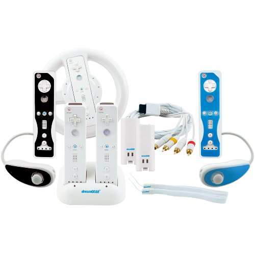 Wii 11-in-1 Player's Kit ()