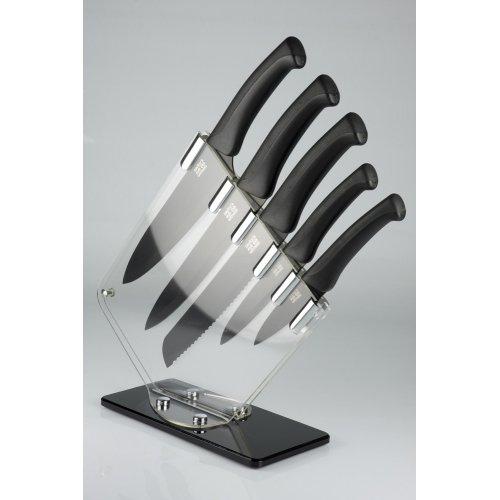 Taylors Eye Witness 5 Piece Kitchen Knife Set With Hard Ceramic Coated Blades